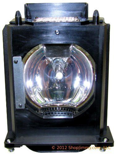 Compatible 915B403001 for WD65736 WD65737 WD65835 WD65837 WD65C8 WD65C9 Mitsubishi Lamp with Housing by Amazing Lamps