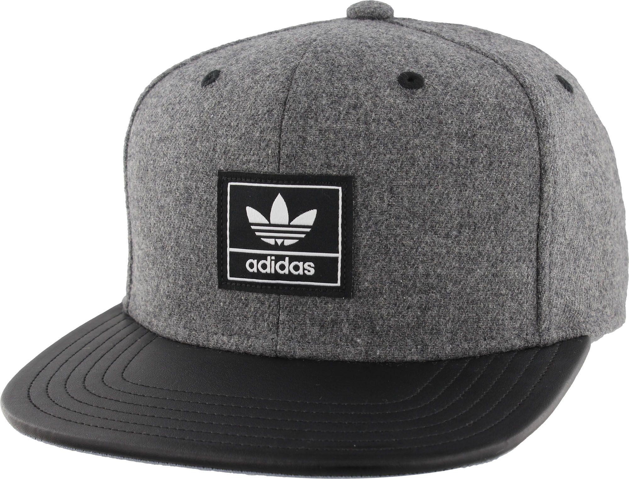a07219fc907 adidas Originals Men s Trefoil Plus Snapback Hat