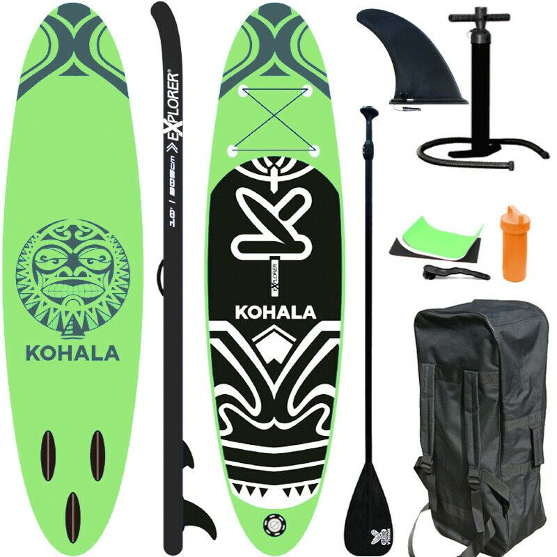 Red Paddle Co GLASFASER PADDEL 3-teilig Stand Up Paddle