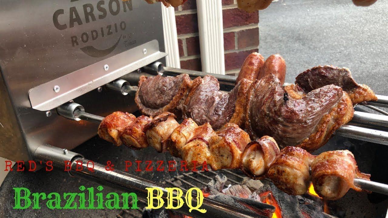 How to cook brazilian bbq on the carson rodizio churrasco