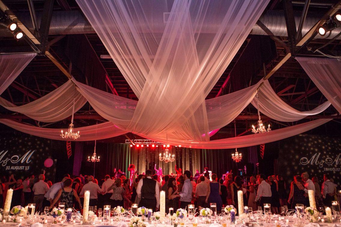 Wedding decor maroon  Nashville tn marathon music works  A girl can only dreamWedding