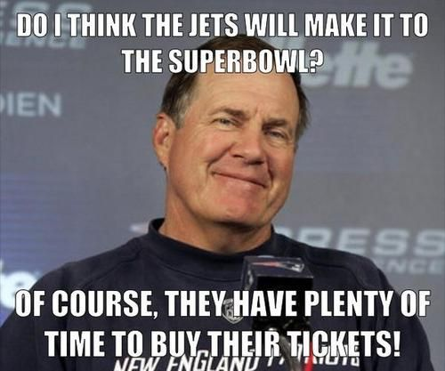aad6d9c251c8216b1b547aa63a8d55d8 lolo_376 memes well toward the rival jets this wknd ) pats fan
