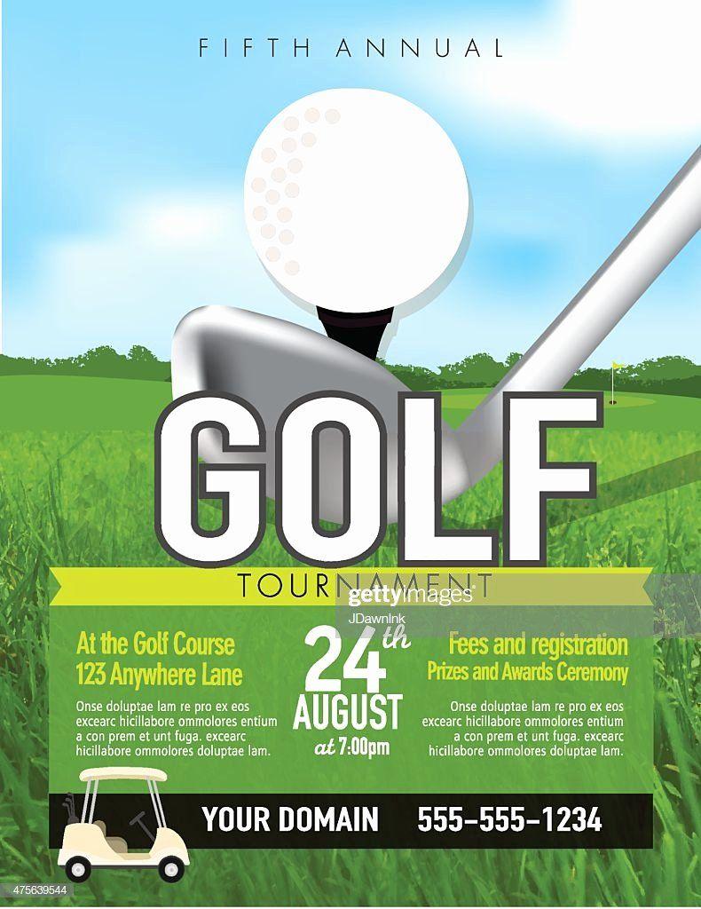 Golf Invitation Template Free in 2020 Golf theme