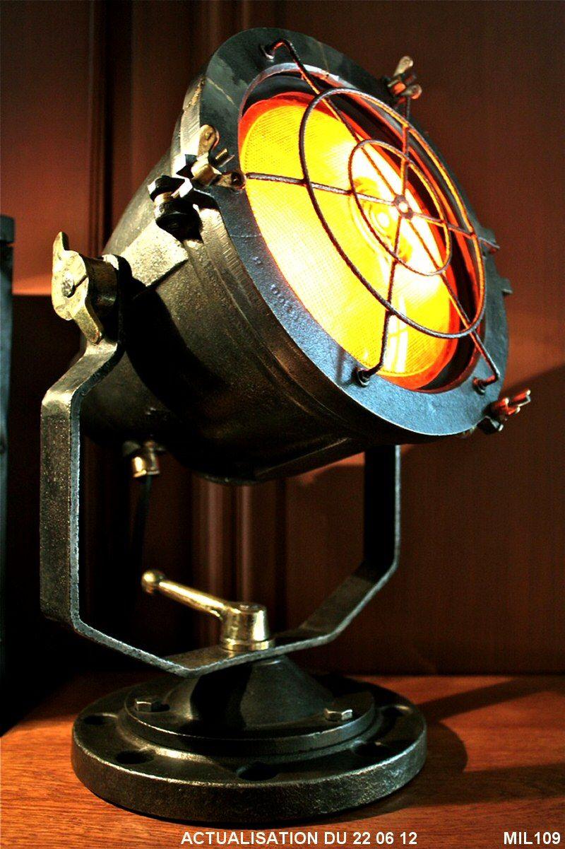 Projecteur Industriel Lamps Old New Pinterest Industriel