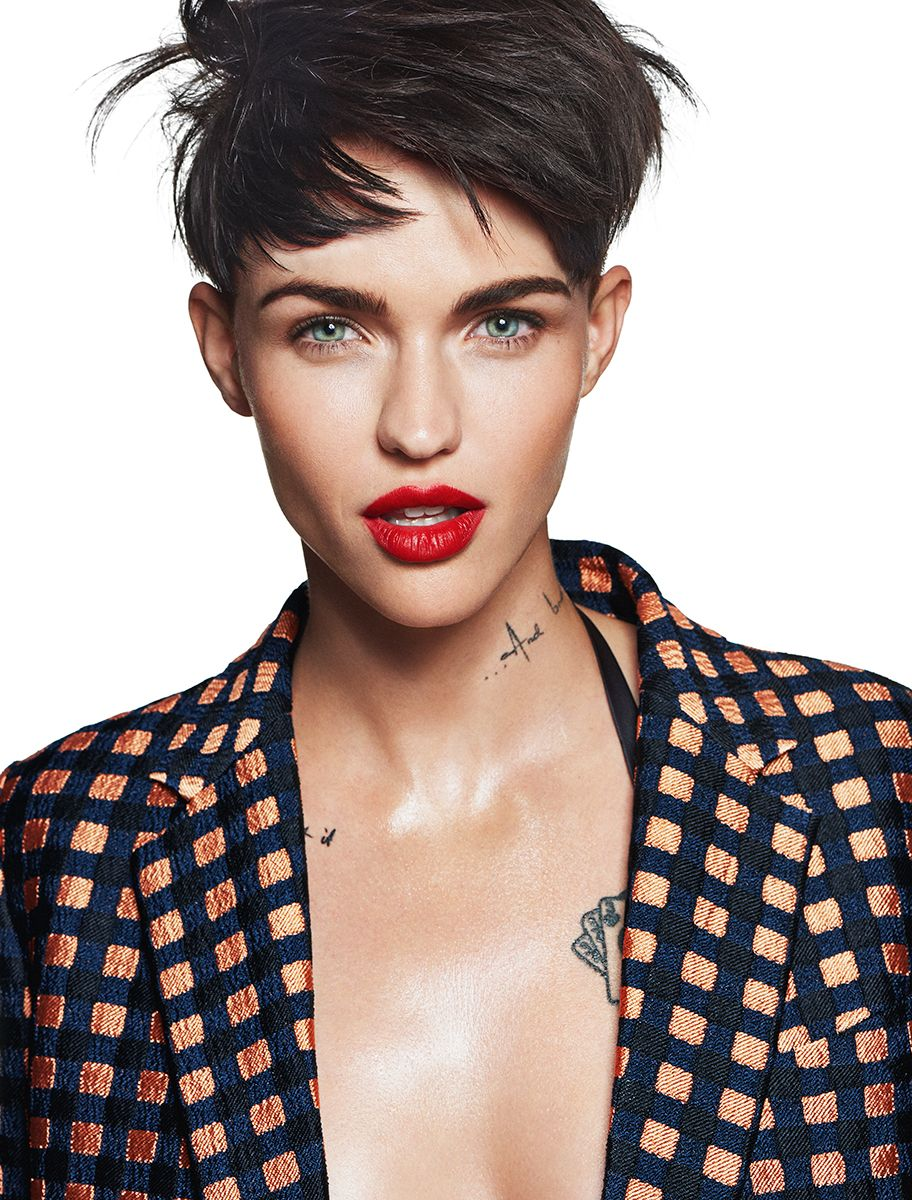 Ruby Rose Ruby Is The New Black Tom Schirmacher Hair