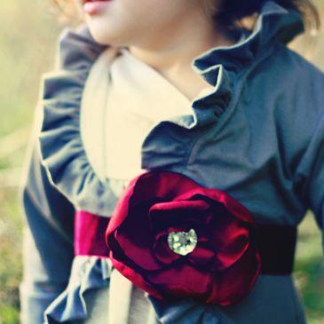 Lavalia Jacket by Joyfolie via Lovely Clusters