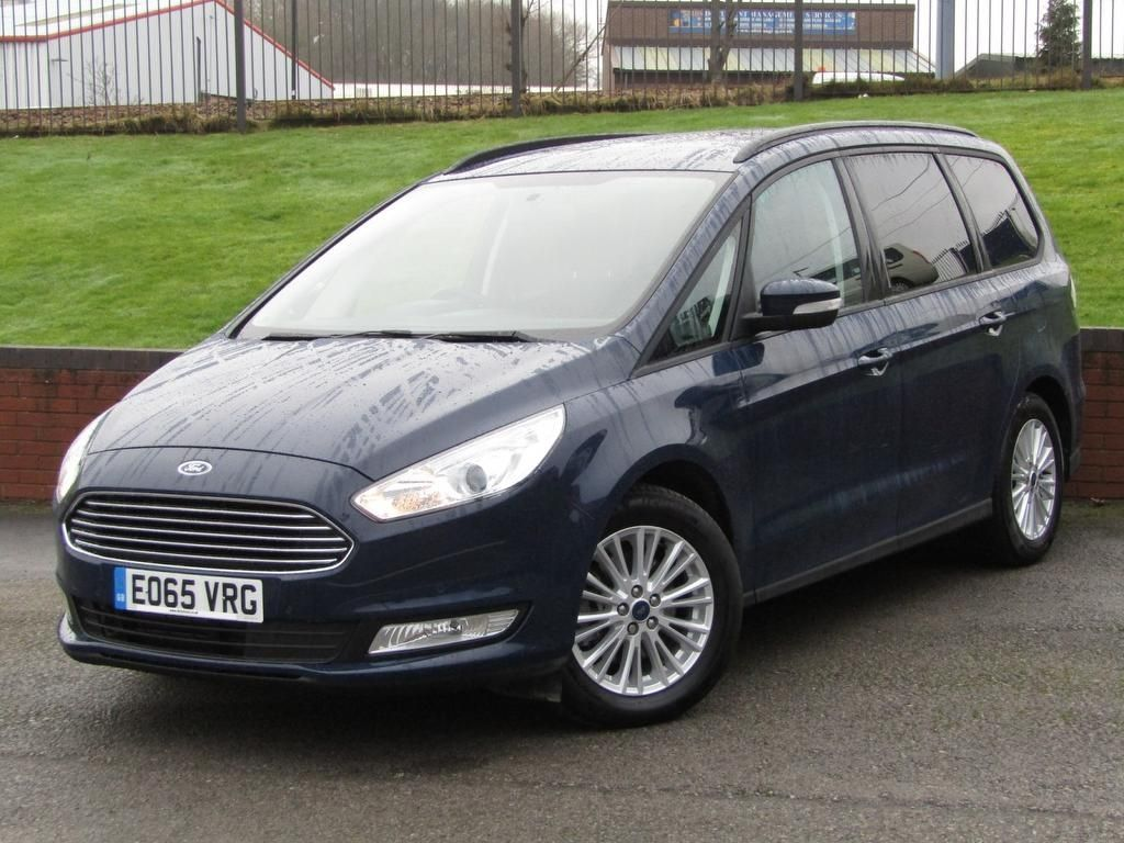 Ford galaxy zetec ecoboost 1 5 5dr