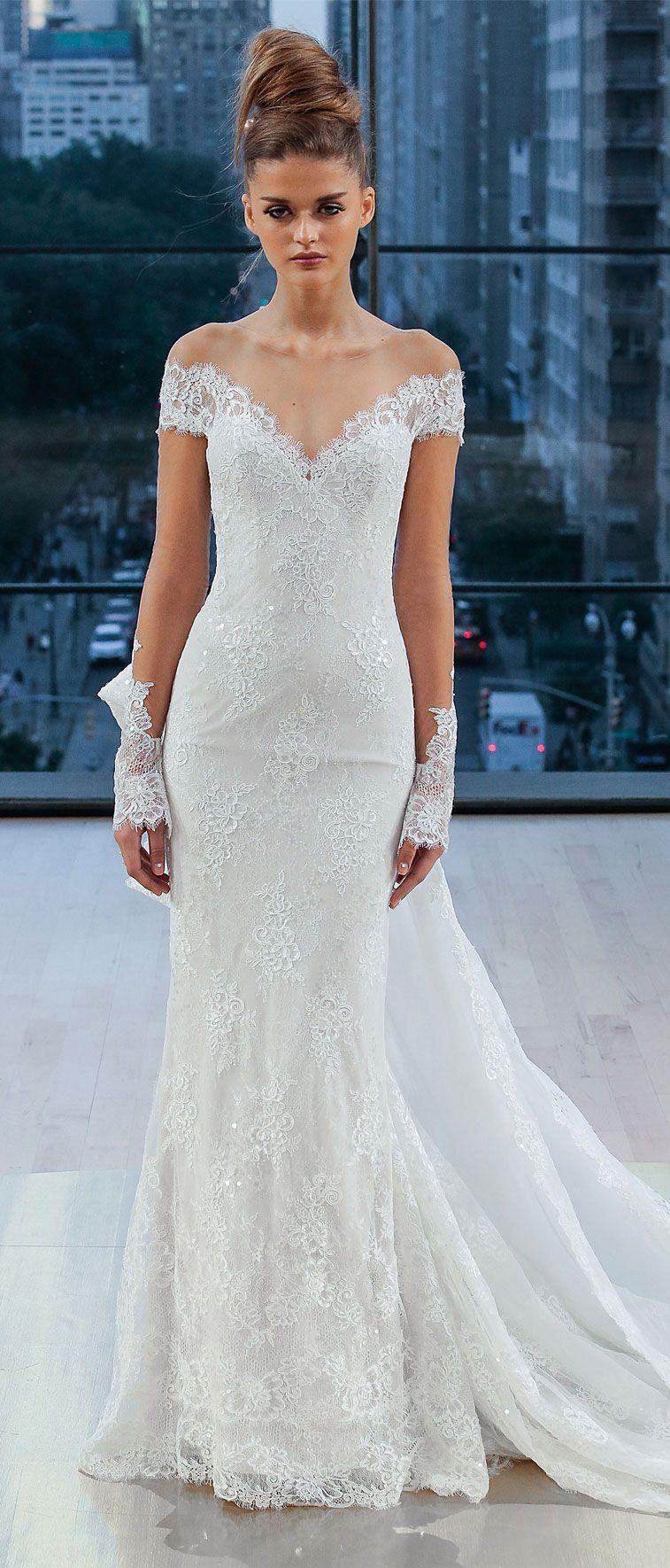Ines Di Santo Fall 2018 Wedding Dresses
