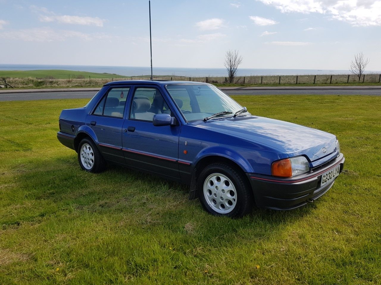 1990 G Ford Orion 1 6 Injection Ghia Ford Orion Orion Ford