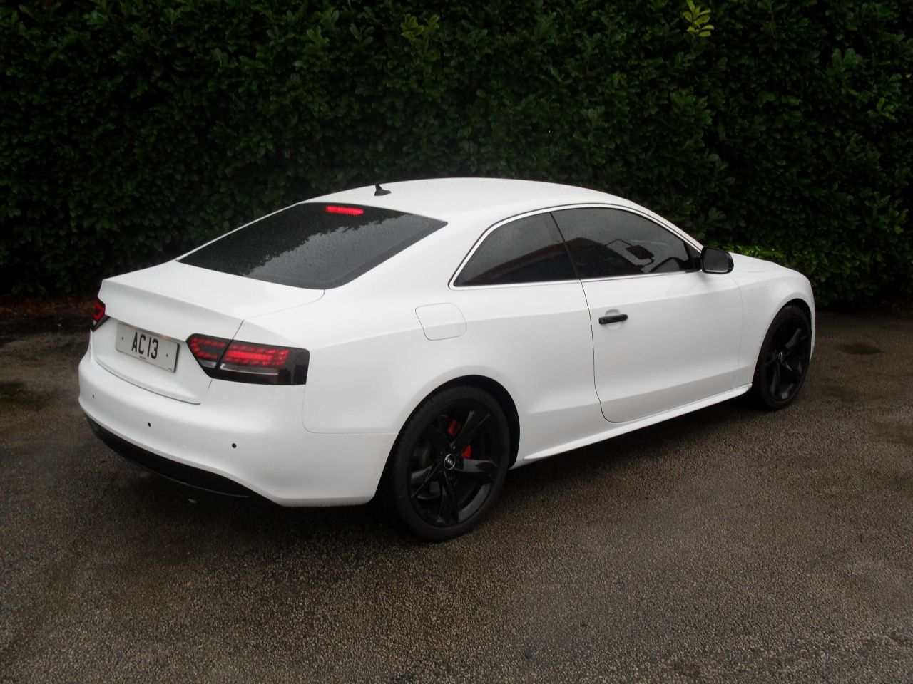 White Audi A5 Black Rims Find The Classic Rims Of Your Dreams Www