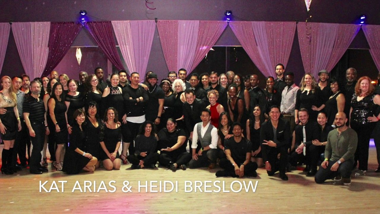 All Black Latin Dance Holiday Affair At The Stardust Latin Dance Dance Affair