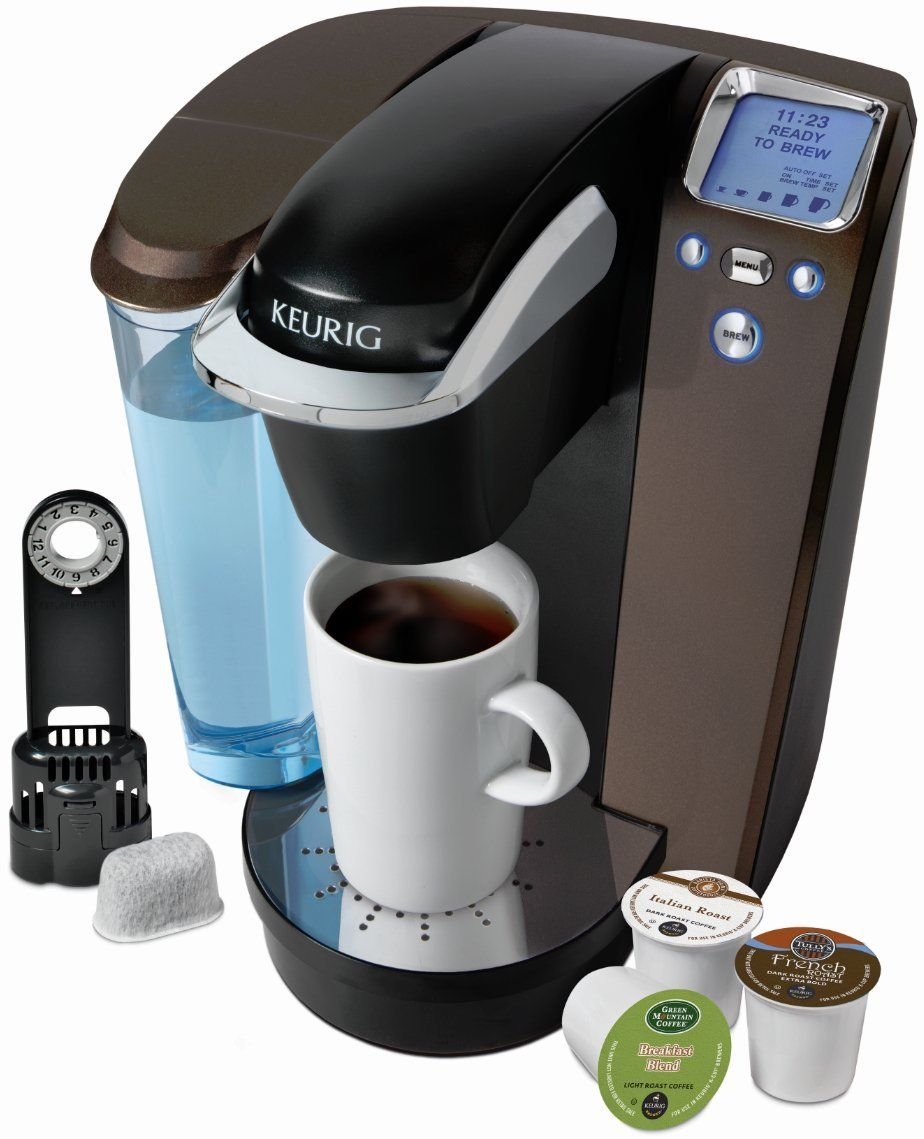 Keurig K75 SingleCup HomeBrewing System with Water