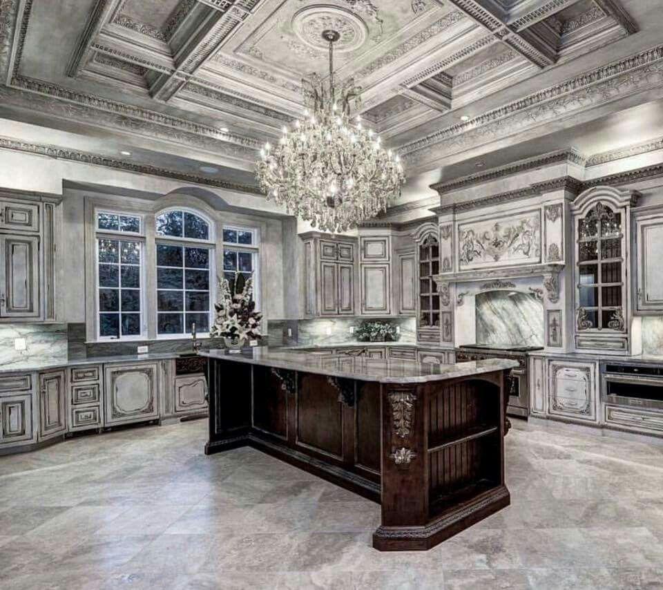 Pinterest Elegant Point Dream Kitchens Design Mansion Kitchen Luxury Kitchen Design