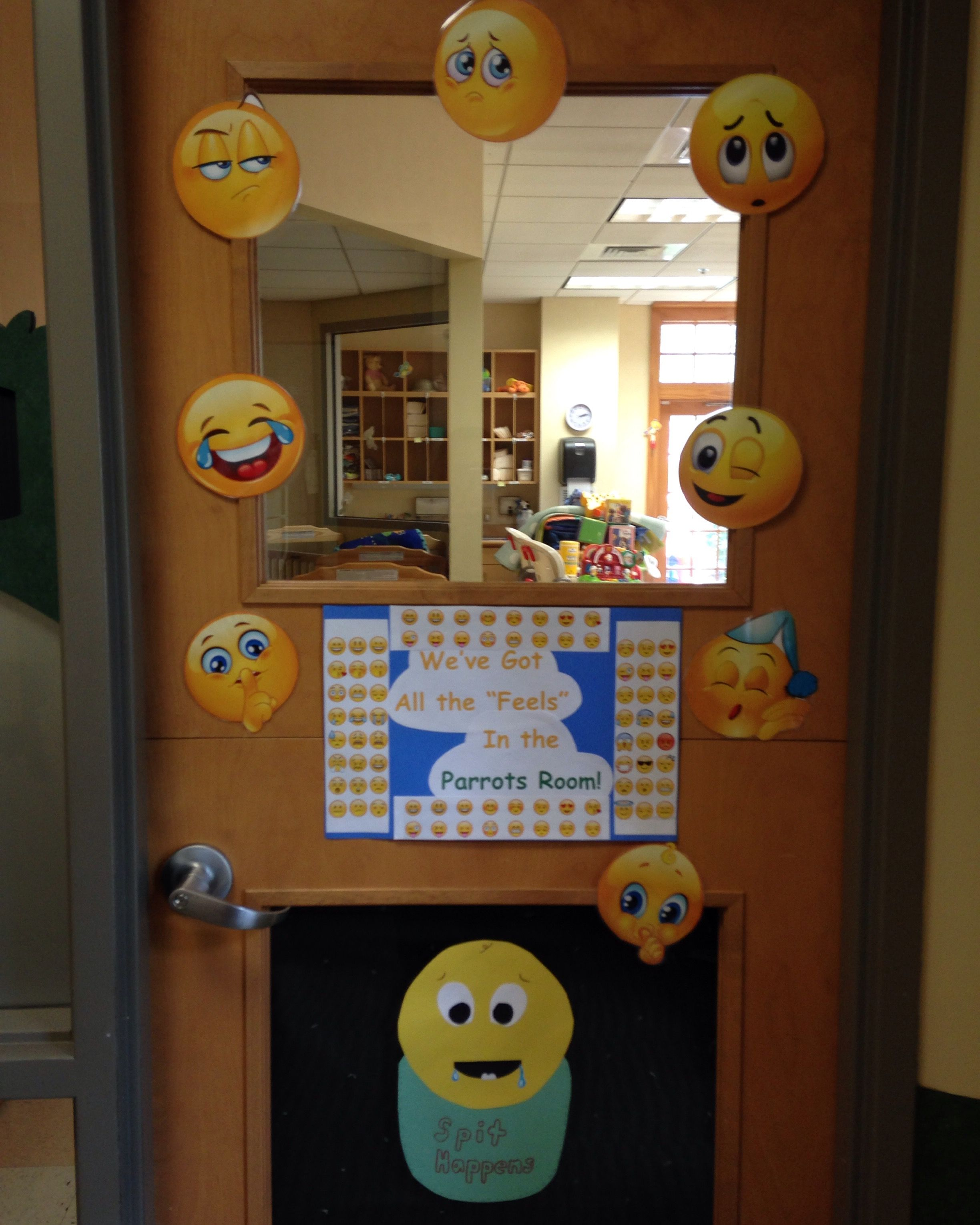 My Emoji themed classroom door & My Emoji themed classroom door | Baby Art | Pinterest | Baby art