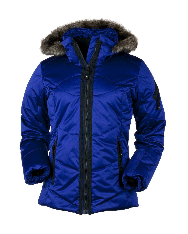 Genevieve jacket women obermeyer ski clothing