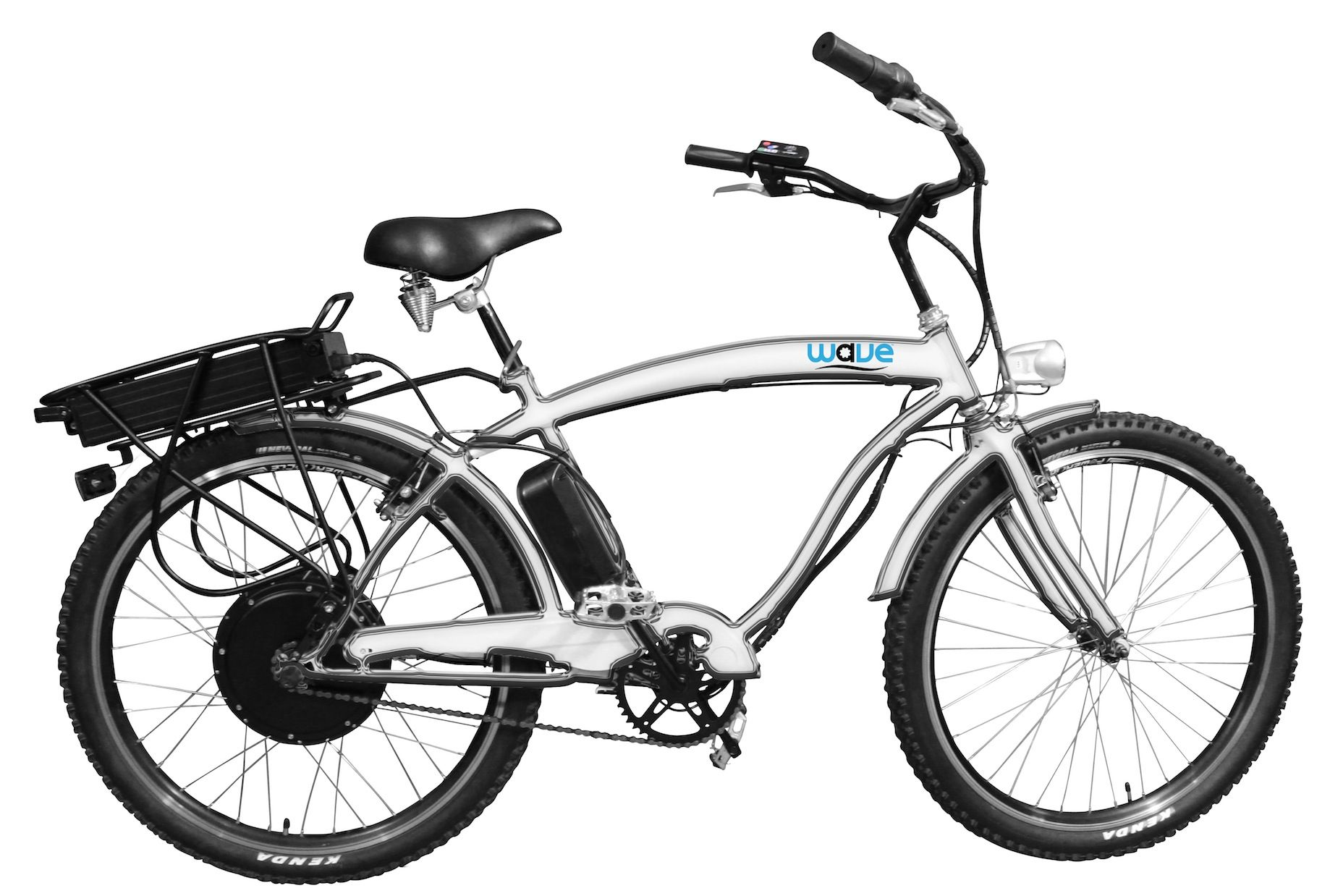 Wave Electric Bike Fastest And Most Efficient And Fast