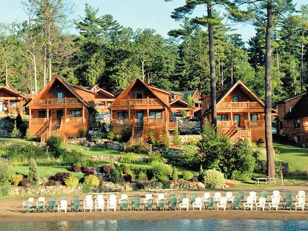 The Lodges Lake George Resort Vacation Homes Lakefront Townhouses Luxury Adirondack Summer Vacation Rentals At Lake George Resorts Lake George Ny Vacation