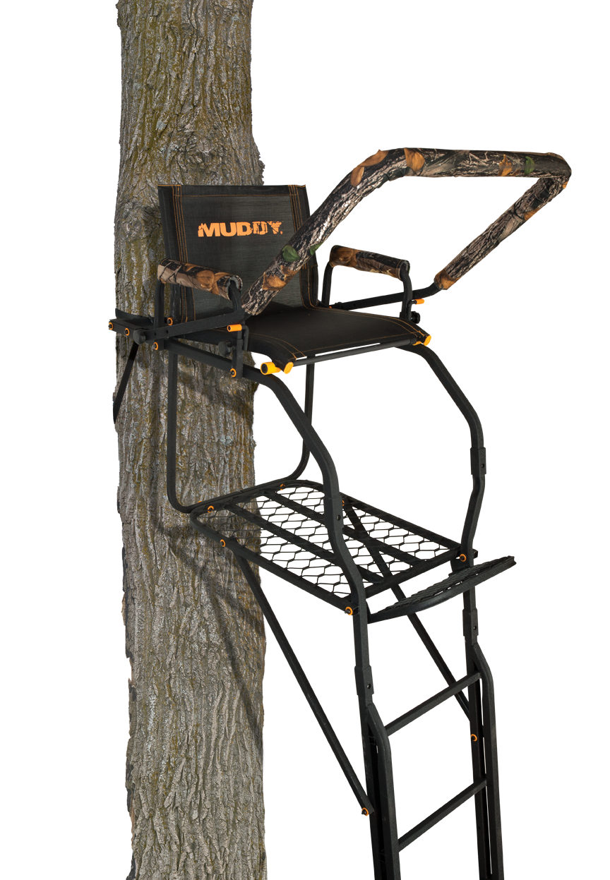 The Skybox Muddy Outdoors TreeStand Deer Hunting