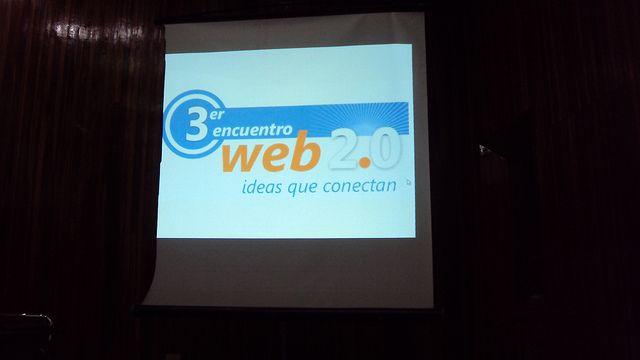 3er Encuentro Web 2.0 en 2011, gracias a Espacio Público