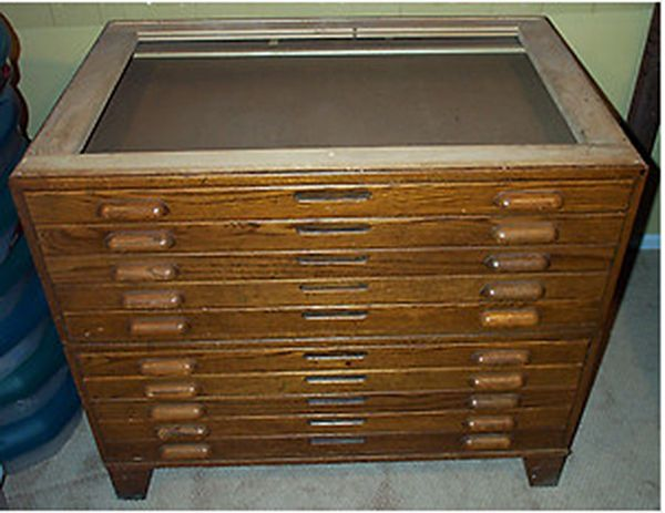 wood flat file cabinet plans : flat file cabinet plans - Cheerinfomania.Com