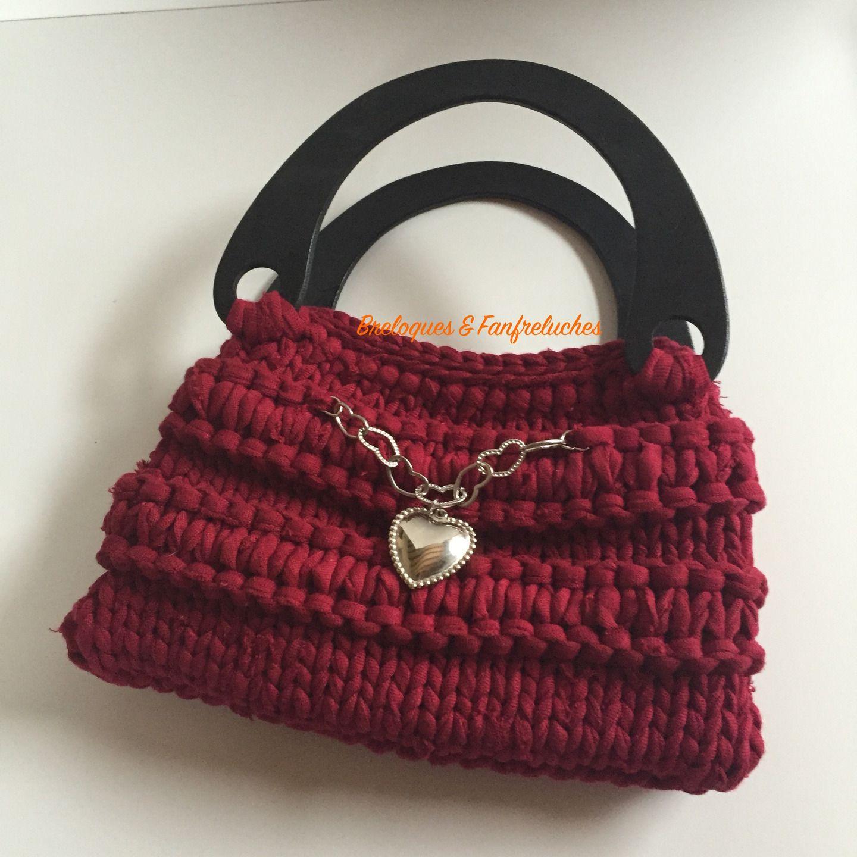 kit tricot sac