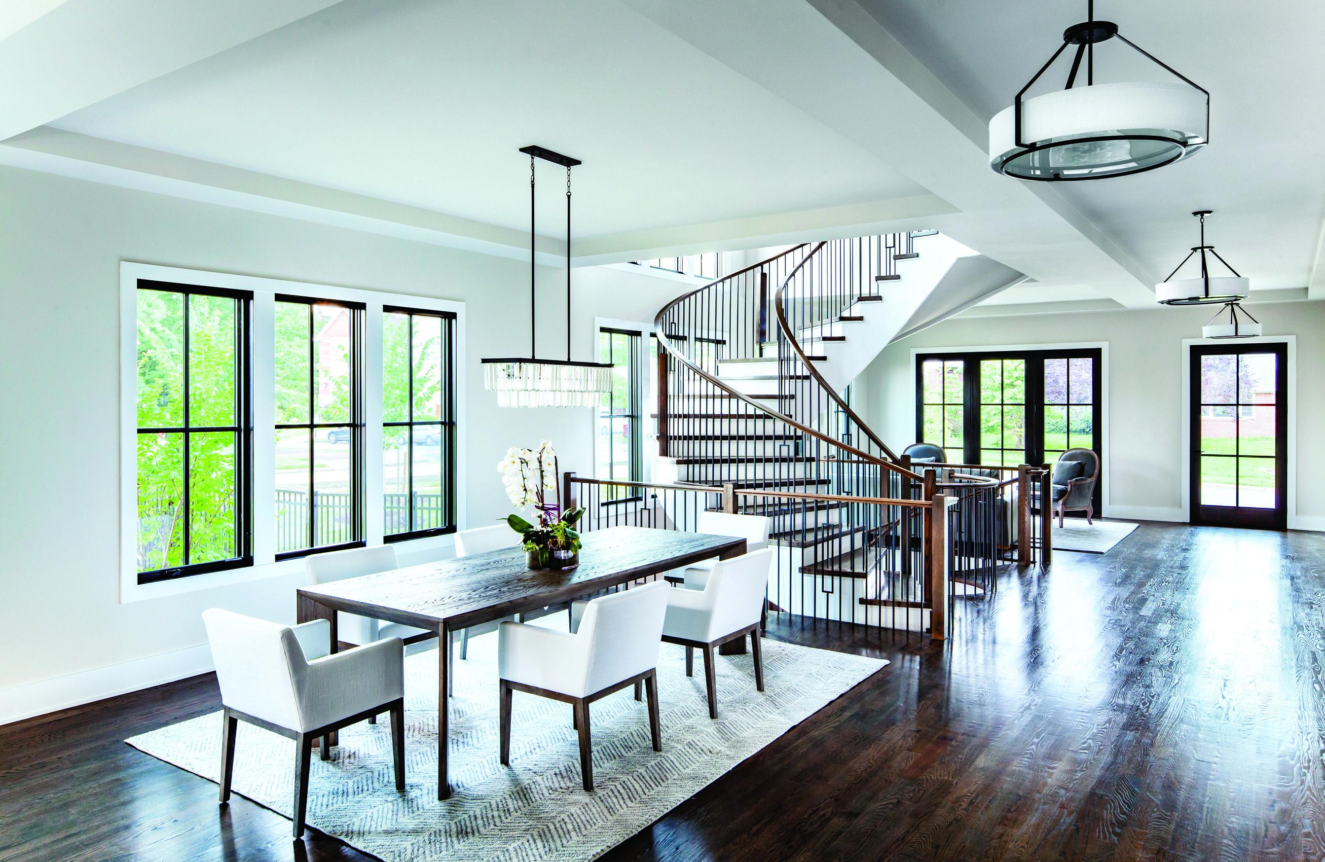 Open floor concept design benefits ideas modern floor