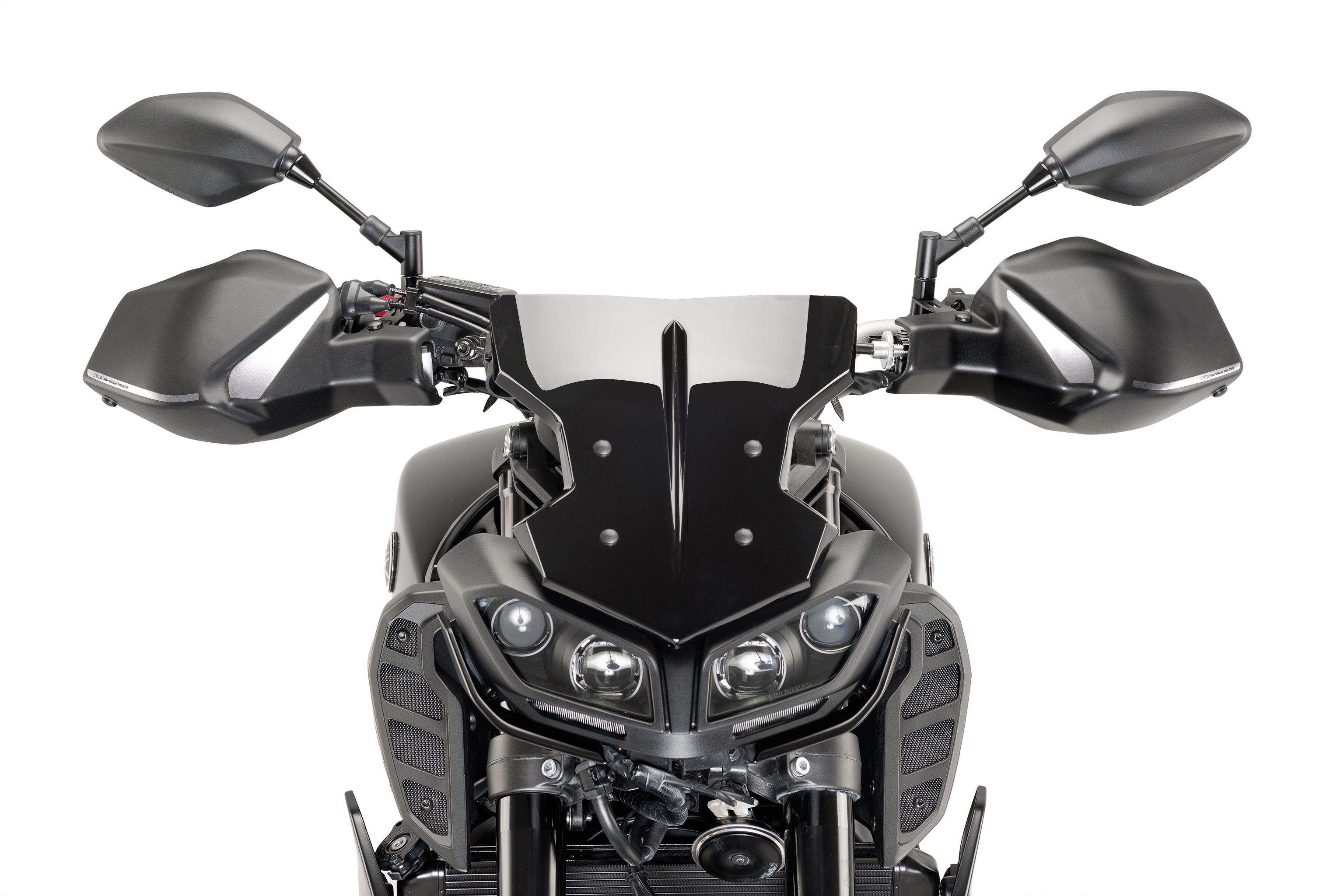 YAMAHA MT-09 2017 by PUIG - Sport Screen & Touring