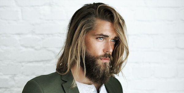 hells yes! A bearded man is a sexy man. 21 Completely Logical Reasons You Should Date A Man With A Beard...