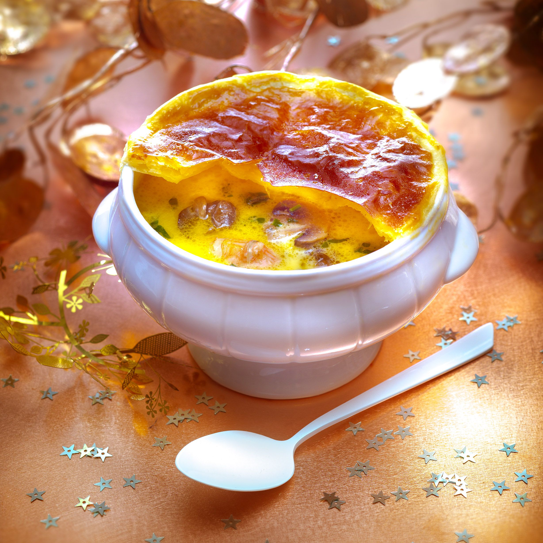 Montgolfi re de langoustines et escargots cuisine - Cuisiner les escargots ...