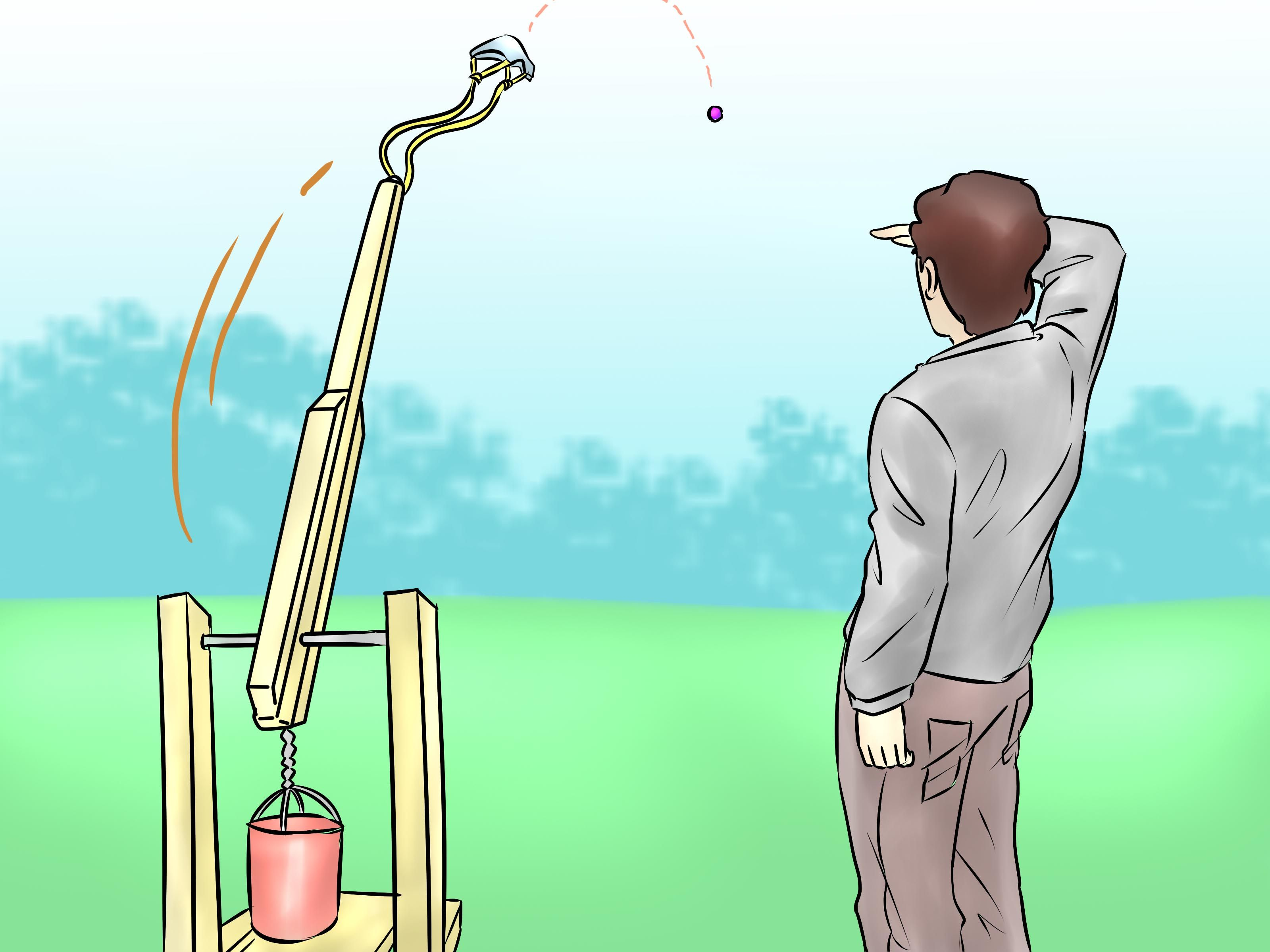 Build a Trebuchet (1 Meter Scale) | Tutorials | Pinterest | Scale ...