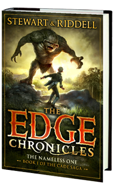 The Nameless One: First Book of Cade: The Edge Chronicles