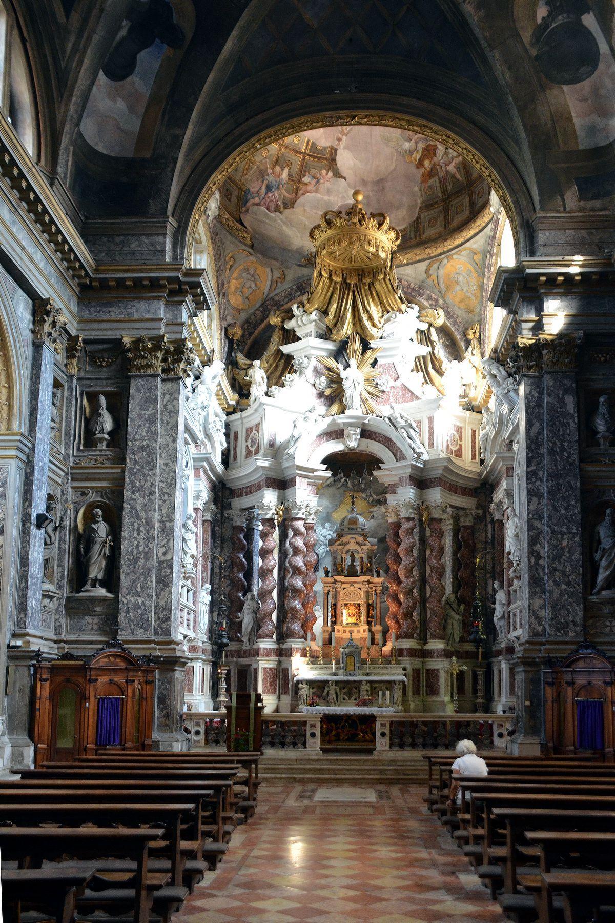 Photo: Church of Santa Maria di Nazareth - Venice