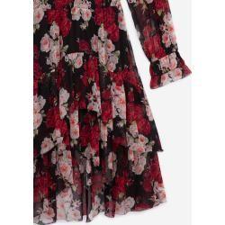 Photo of The Kooples – Langes elegantes Kleid mit Blumendruck – Männer