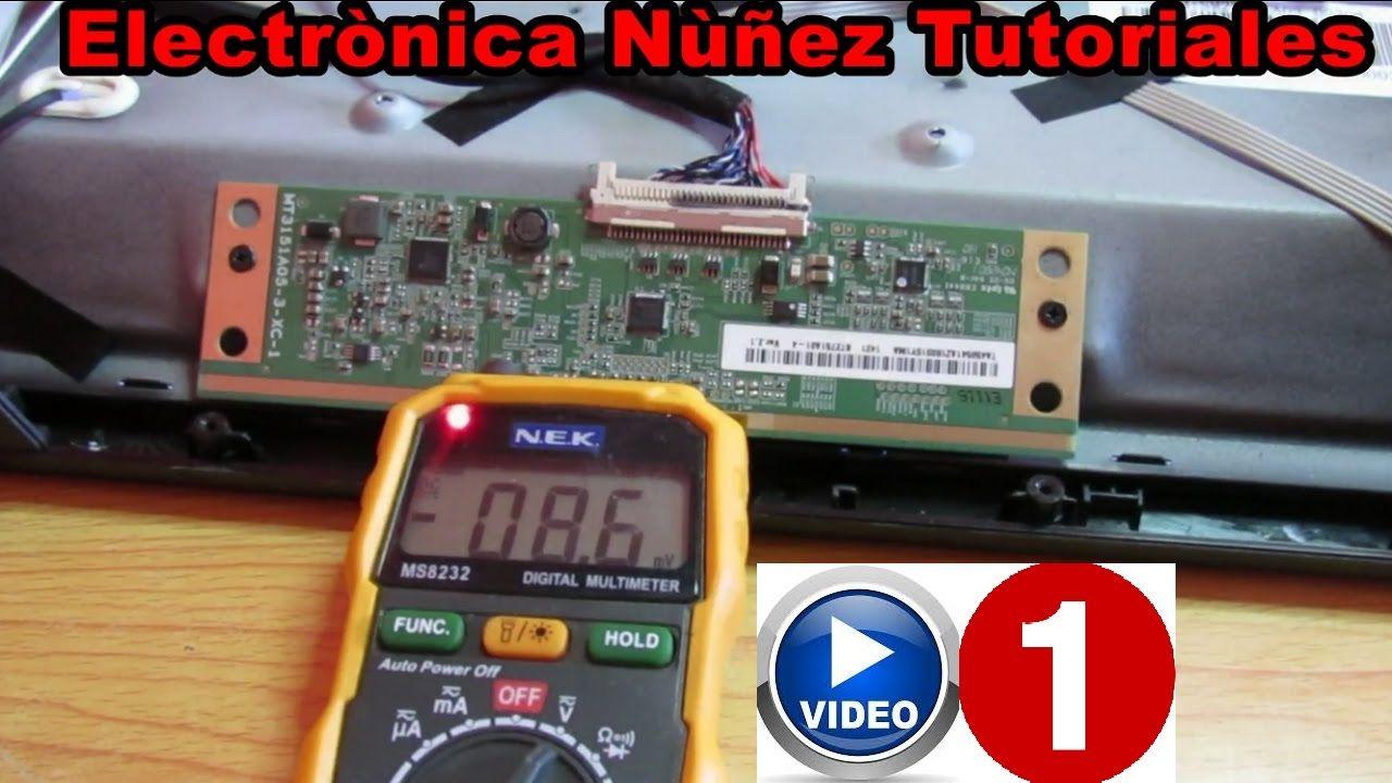 Reparar Tv Led Sin Vídeo Falla Resuelta Vídeo 1 De 2 Electrónica Nuñez Electrónica Sony Led Led
