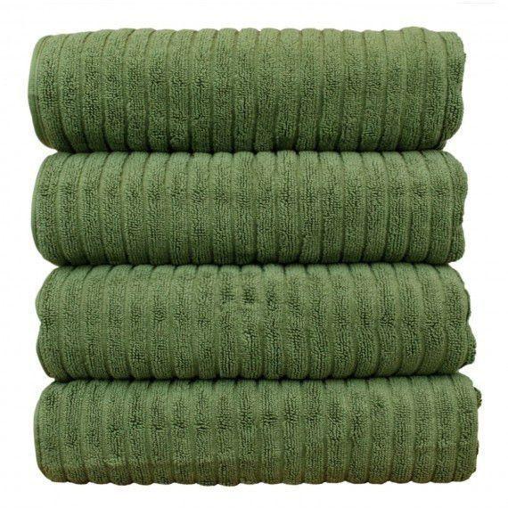Blue Label 500gsm Plain Charcoal Grey Bath Towel SEE SIZE OPTIONS