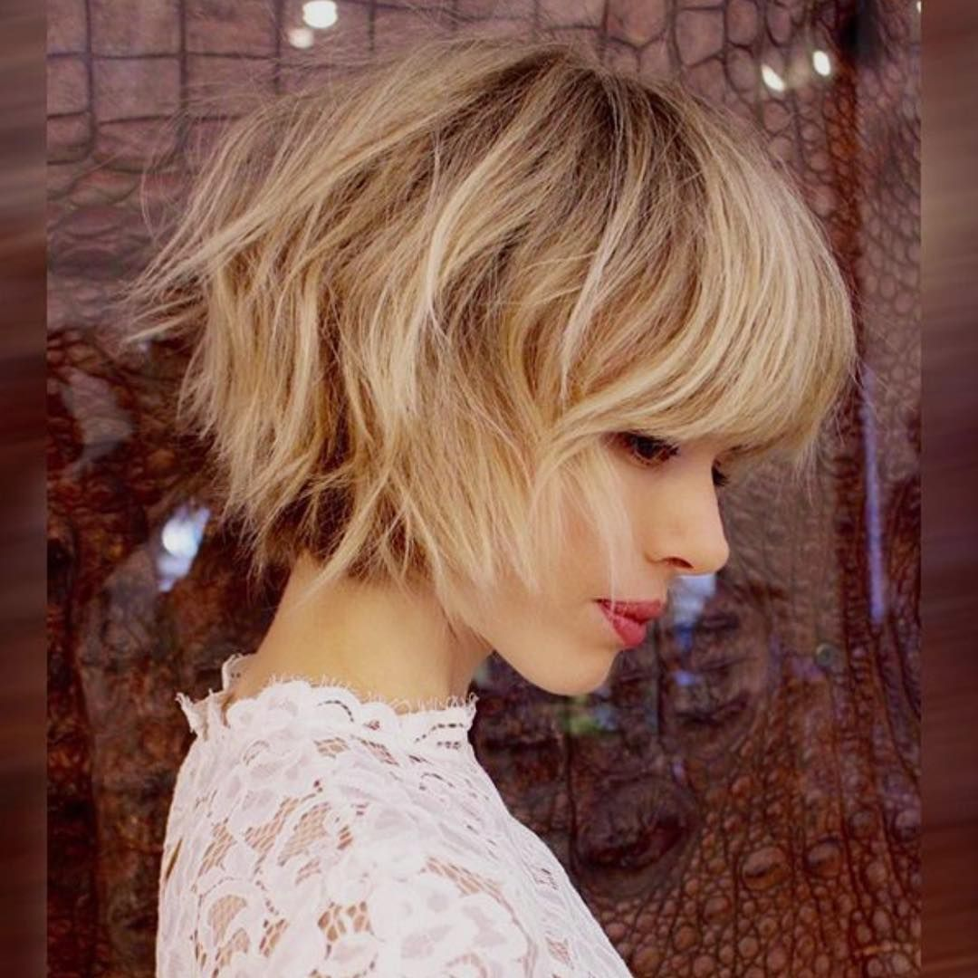 Short Choppy Haircuts Present To You Some Extraordinary Ideas To Add Fun  Components To Your Hairdos And Seem Beautiful, Epic And Elegant.