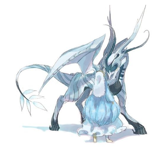 Fire Emblem: If/Fates - Aqua and Kamui   Anime   Pinterest   Fire ...