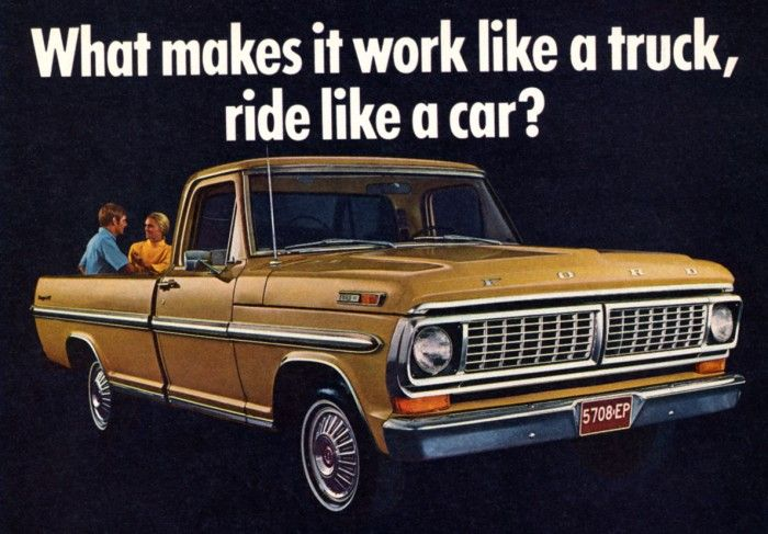 Ad of the Week: Ford Trucks!