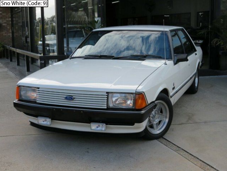Ford Falcon Xd Esp White Ford Falcon Aussie Muscle Cars Ford Racing