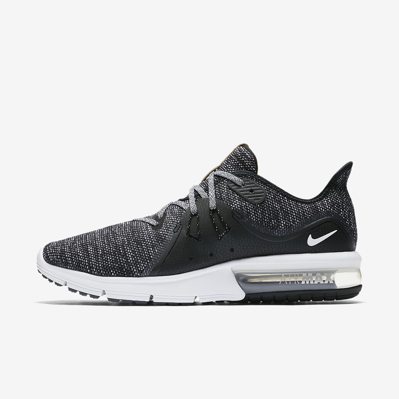 best sneakers 1bfc7 c0535 Nike Air Max Sequent 3 Men s Running Shoe