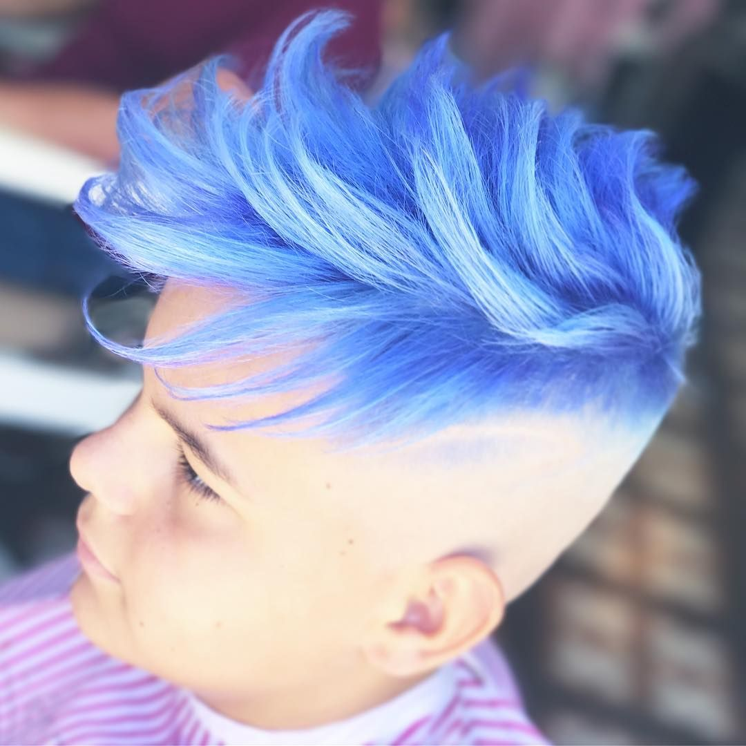 Boy Hair Color Ideas Find Your Perfect Hair Style