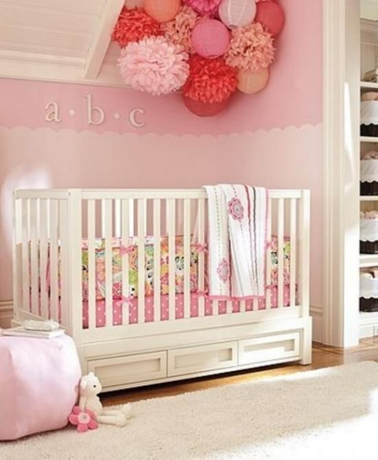 Praktische dekoration babyzimmer 2015 Check more at http://www ... | {Kinderzimmer deko ideen 63}