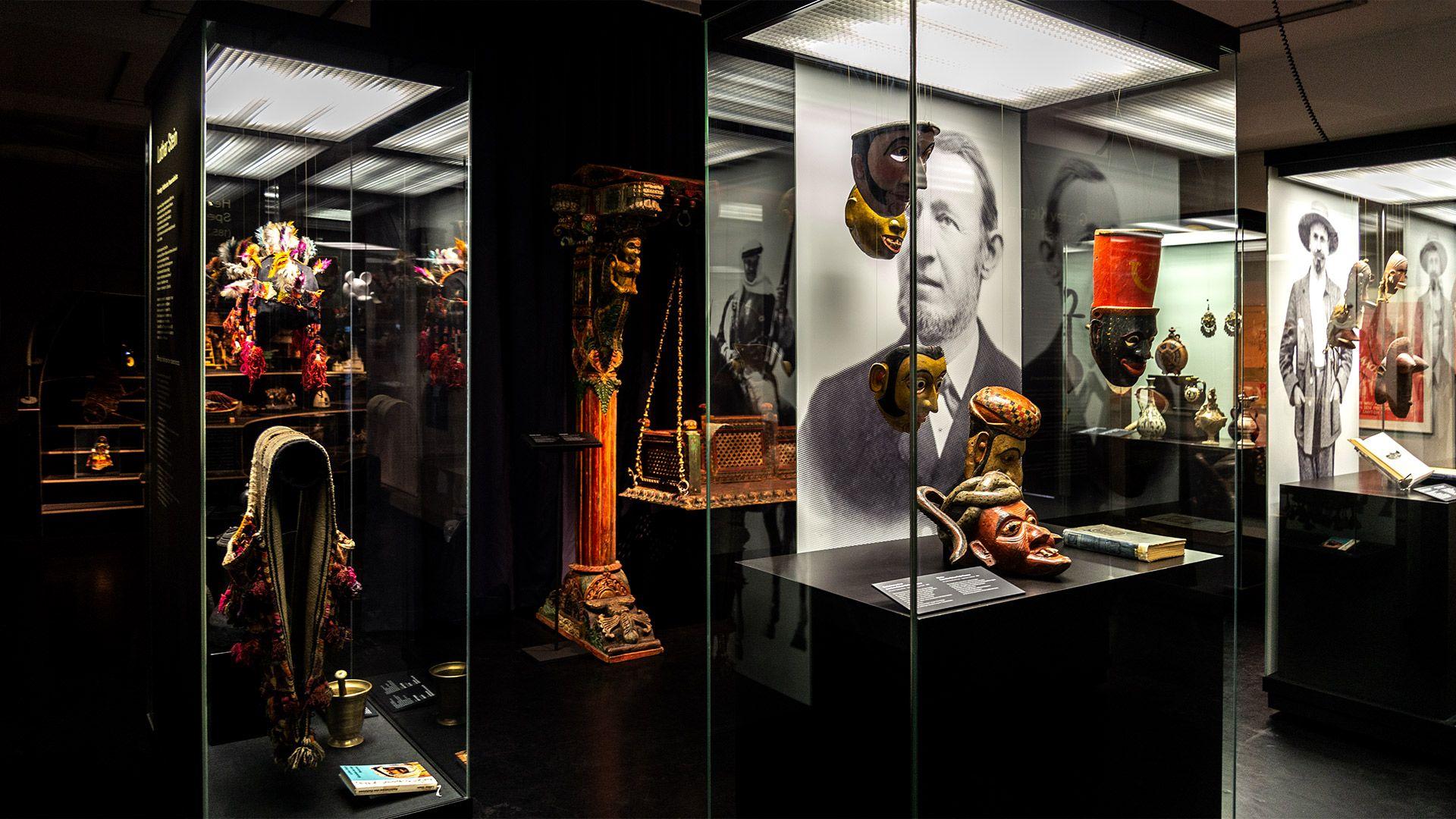 150 Jahre Leipziger Volkerkundemuseum Grassi Mvl Grafik Design