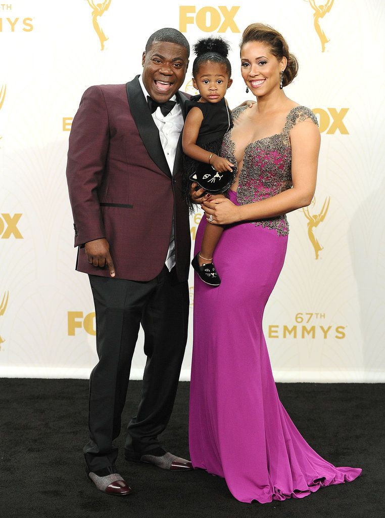 Tracy Morgan S Hilarious Antics At The Emmys Prove He S
