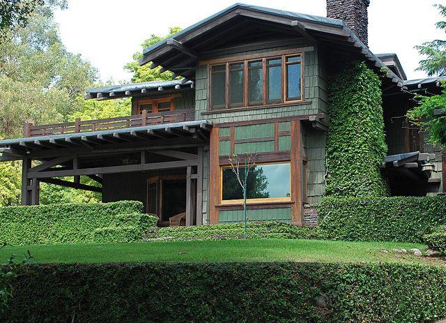 Pasadena craftsman #craftsmanstylehomes