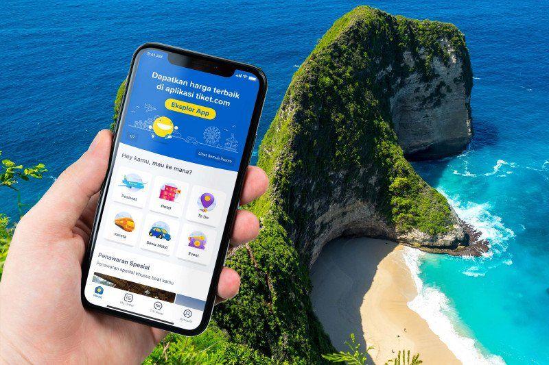 Tiket Com Kolaborasi Dengan Dinas Pariwisata Bali Di 2020 Pariwisata Bali Perjalanan