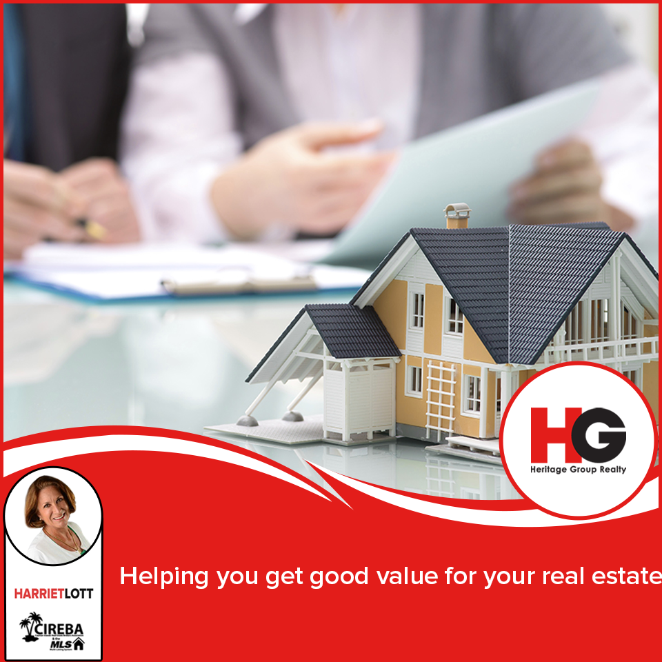 Helping You Get Good Value For Your Real Estate Harrietlott