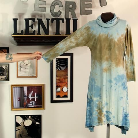 Can You See The Great Wall Or Is That A Myth? Dress from secret lentil