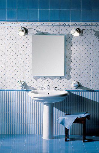 Rivestimenti bagno vietri cerca con google bagno home decor sink e decor - Rivestimenti bagno design ...