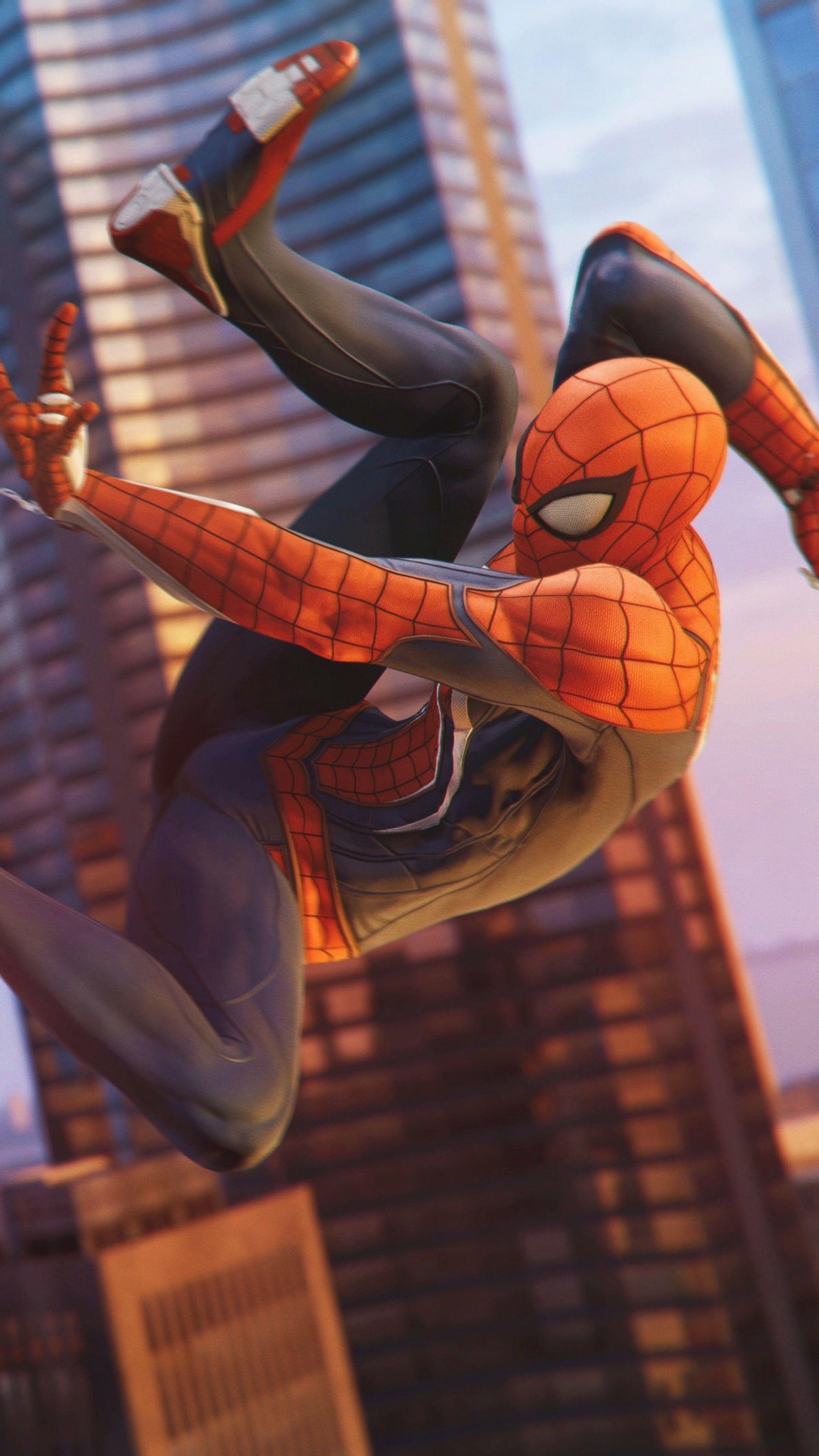 Lovely Spider Man Ps4 Wallpaper